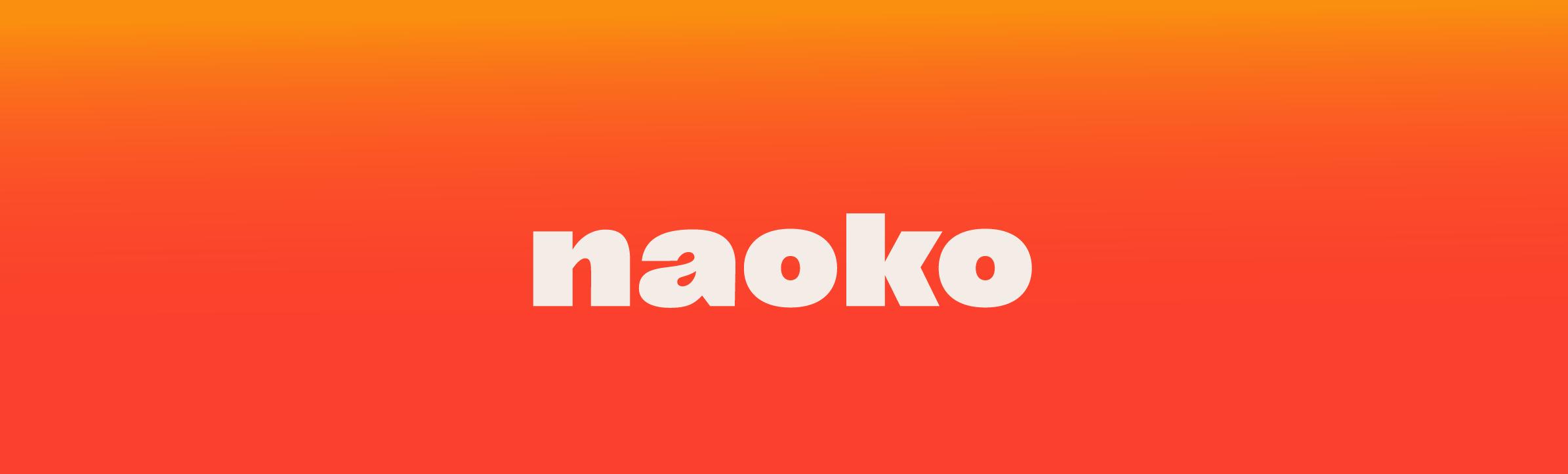 Naoko Font